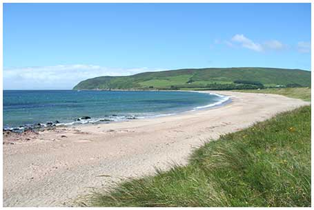 Mull of Kintyre - Carskiey Beach