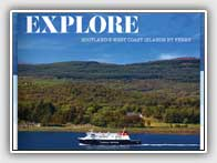 Explore Kintyre, by road and by sea!